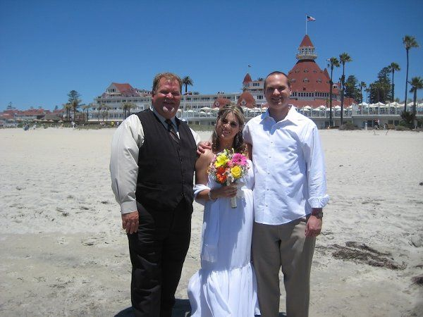 www.Elope to San Diego.com Coronado Location
