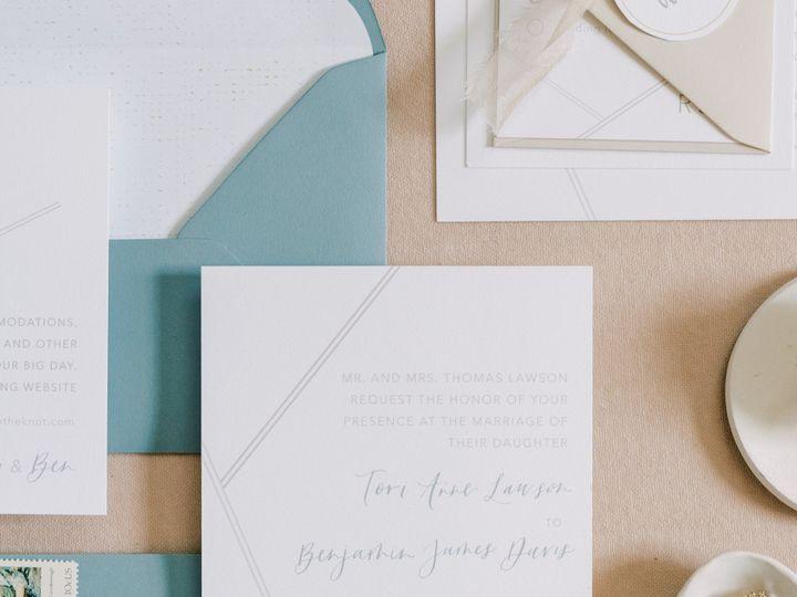 Tmx Abolingphoto Ivyandline 101 51 1066043 159188117612379 Raleigh, NC wedding invitation