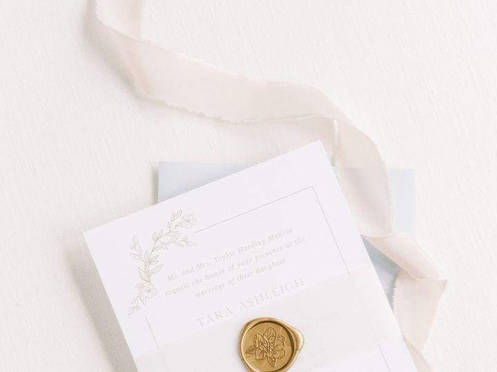 Tmx Abolingphoto Ivyandlinen 535 51 1066043 159188106480069 Raleigh, NC wedding invitation