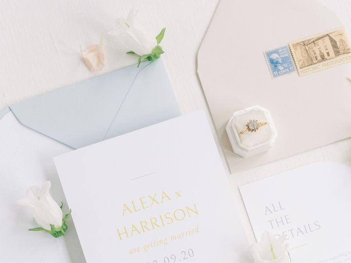 Tmx Abolingphoto Ivyandlinen 666 51 1066043 159188102380167 Raleigh, NC wedding invitation