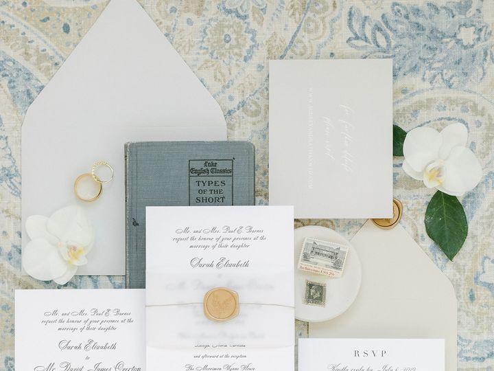Tmx Oo 18 51 1066043 159188127049286 Raleigh, NC wedding invitation