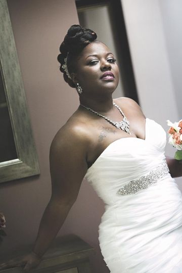 Bridal Beauty @ Engaged Foto
