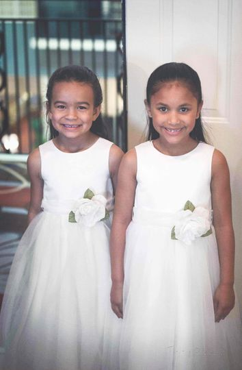 Flower Girls @ Engaged Foto