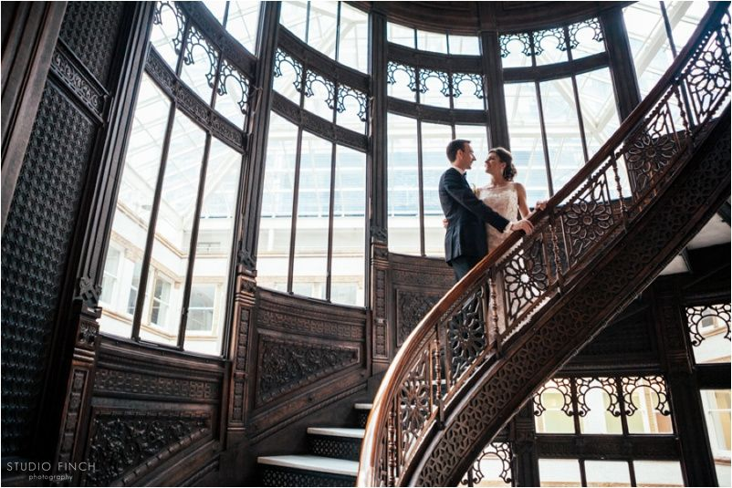 the rookery chicago wedding photographer editorial photography studio finch modern 0001 51 386043