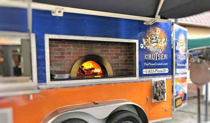 The Pizza Cruiser Food Truck Catering