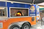 The Pizza Cruiser Food Truck Catering image