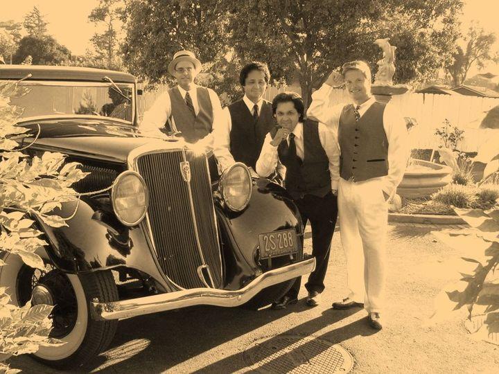 Tmx 1451542623993 Gatsby Santa Barbara wedding band