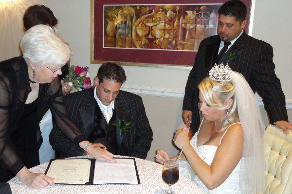 Tmx 1286461421112 DSC00432 Staten Island wedding officiant