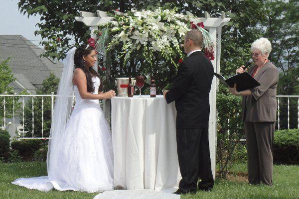 Tmx 1308844590114 DSC01681 Staten Island wedding officiant