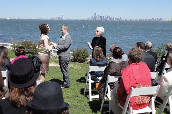 Tmx 1335291394920 DSC02702 Staten Island wedding officiant
