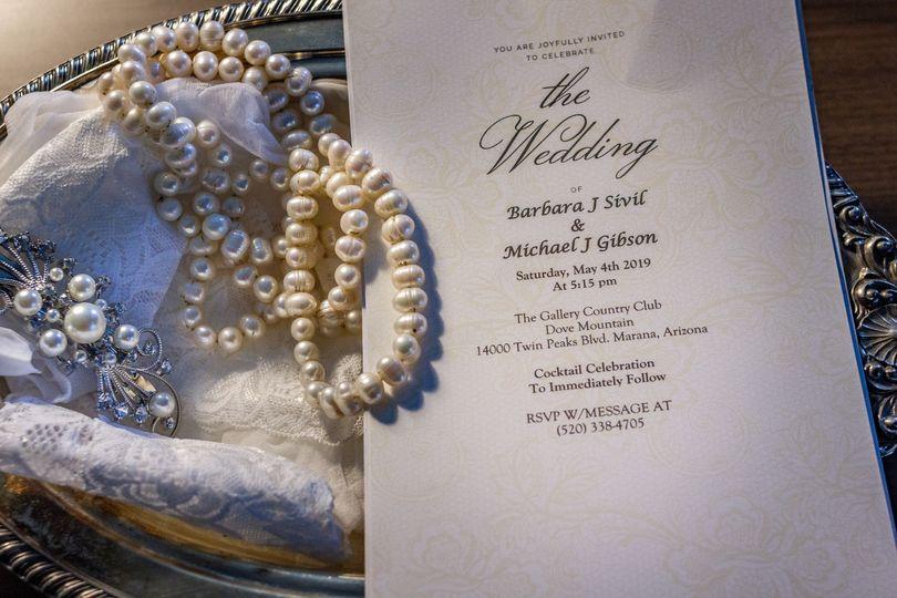 The Bride's Details