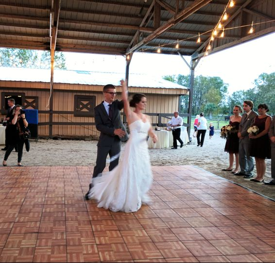 From Barns to Ballrooms- we have all the right tunes