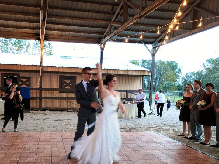 Tmx 1528504985 3d3110d85d67ea3e 1528504982 646c38f06196b5a0 1528504980132 8 Barn Wedding Sanford, FL wedding dj
