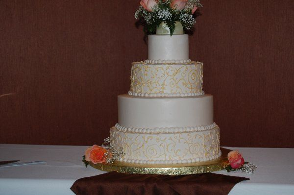 Tmx 1271175616395 4610168 Bellingham wedding cake