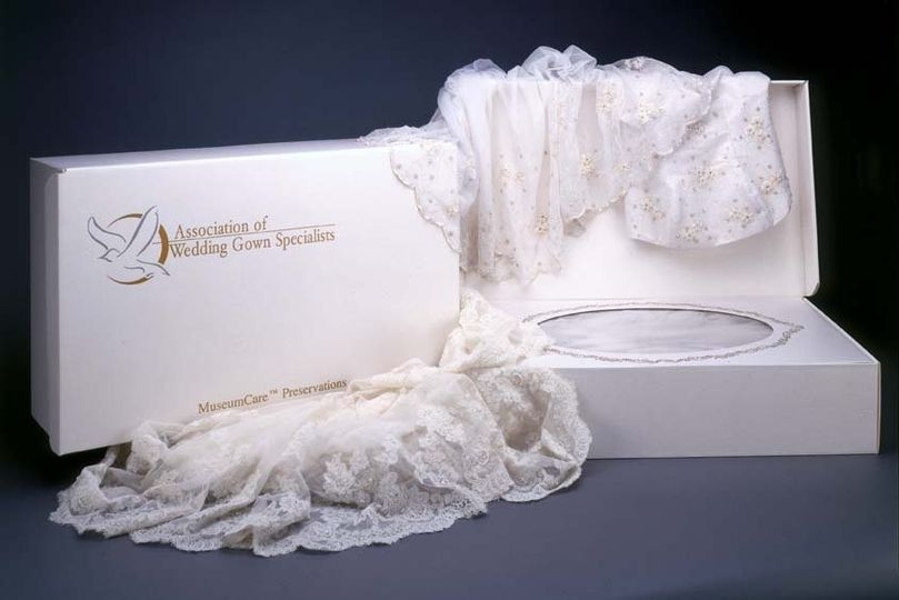 Inland Empire Wedding Gown Cleaning And Preservation Dress