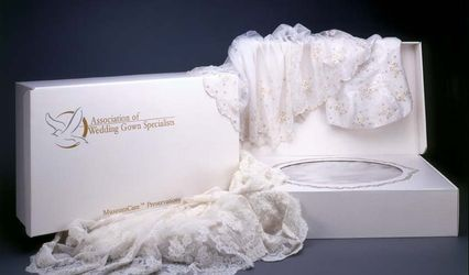Inland Empire Wedding Gown Cleaning and Preservation