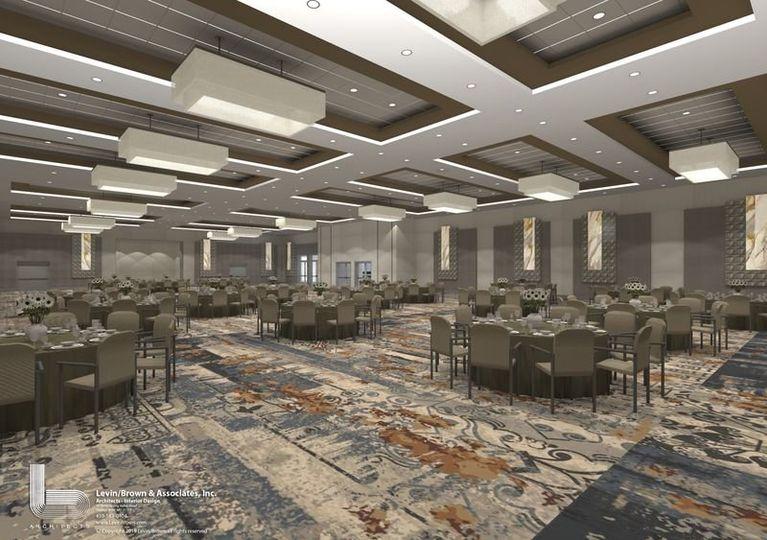 New ballroom
