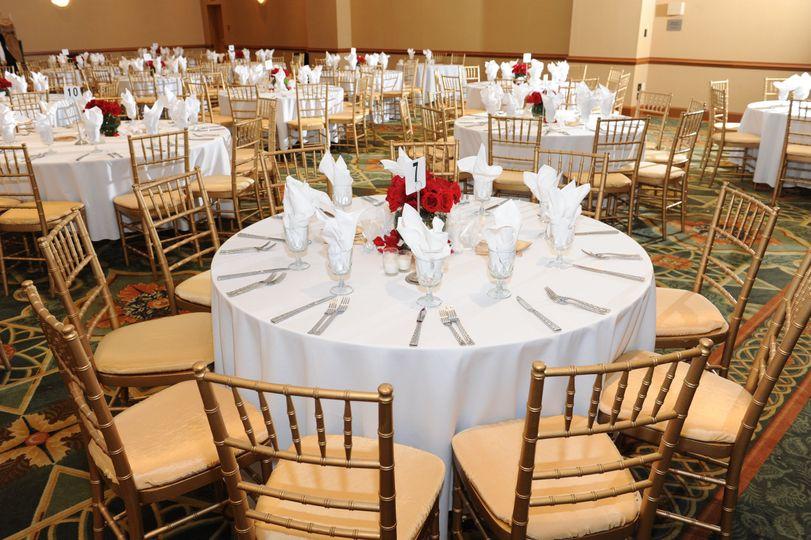 Formal Wedding Dinner