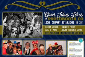 Good Times TX Photo Booth Rental