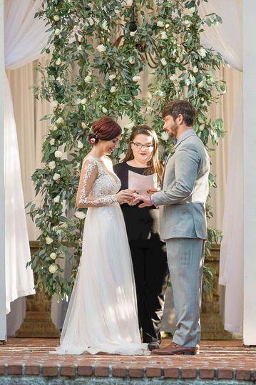 Ceremony photos