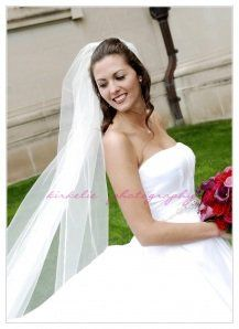 wedding, bride, omaha, st cecelia,