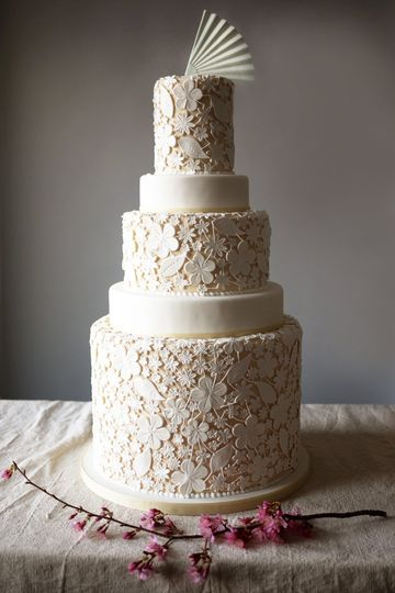 Wedding cakes in baltimore maryland