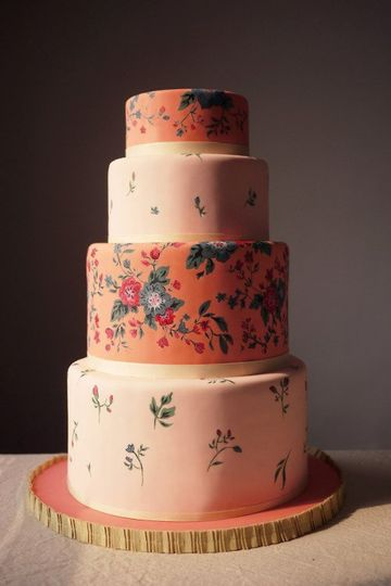 Charm City Cakes Wedding Cake Baltimore Md Weddingwire