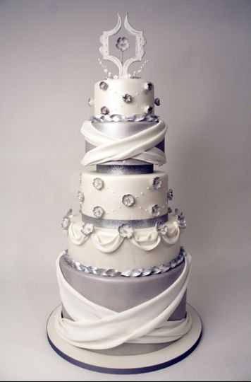 Cake Bakeries In Baltimore - Shilla Bakery Wedding Cake