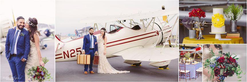 aviaton wedding vintage look livermore rubidiacpho