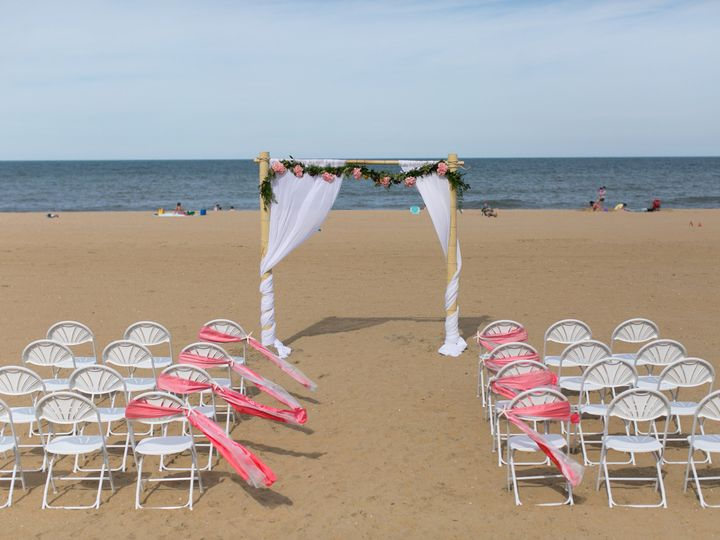 Tmx 1468609290184 Jessicaryanphotographyholidayinnsuitesnorthbeachvi Virginia Beach, VA wedding venue