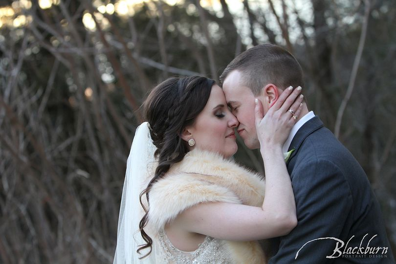 Meg and Nick's elegant Winter Wedding at Longfellow's in Saratoga Springs, NY.