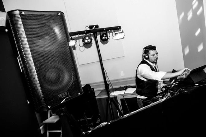 DJ Joe in the mix!