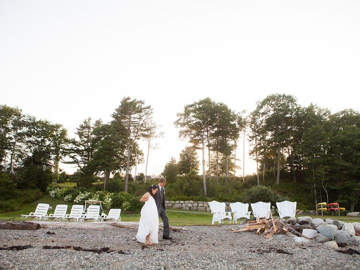 Tmx 1429649848199 Frenchs Pointemilie Inc Photographyfirepit Stockton Springs, ME wedding venue