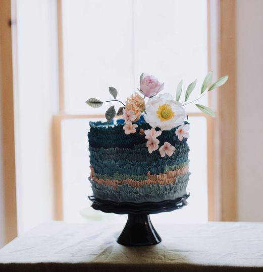 Fondant and sugar flowers