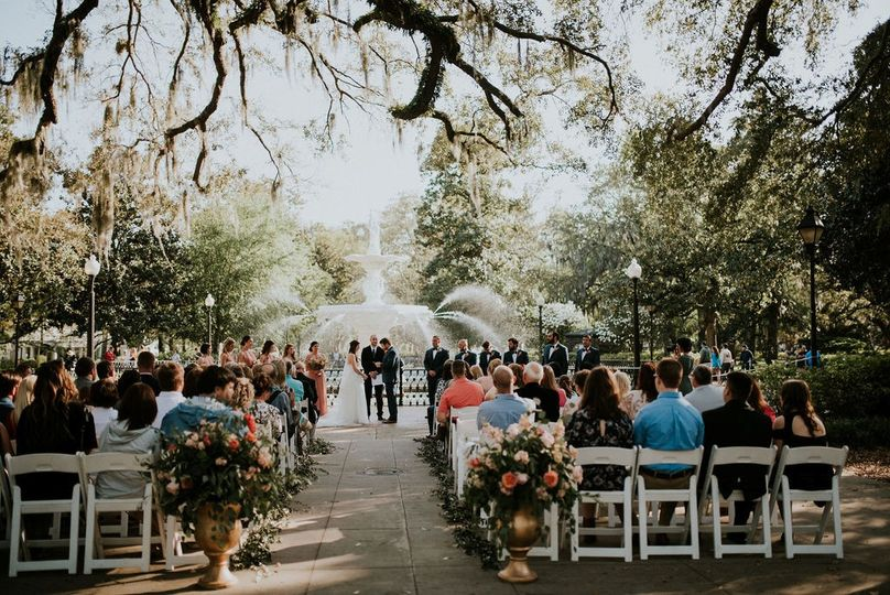 Elegant Savannah Weddings