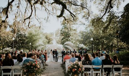 Elegant Savannah Weddings 1