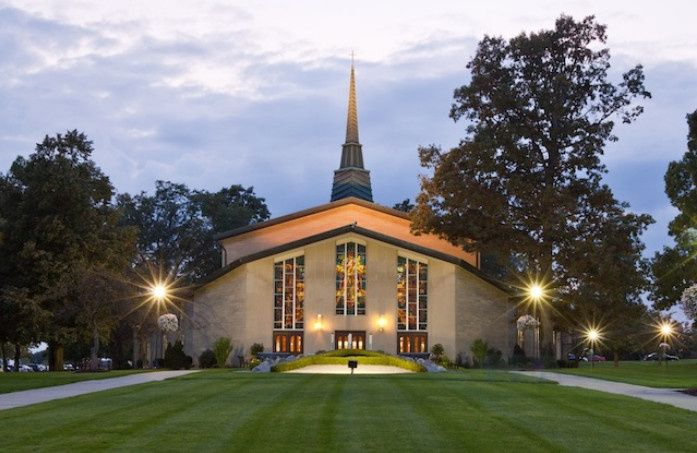 Herrick Chapel