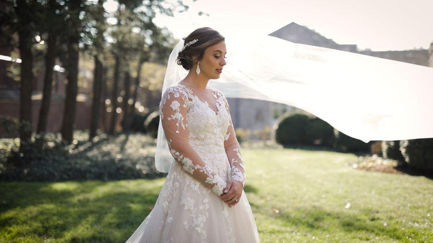 A radiant bride - Spencer Wadlington Wedding Video