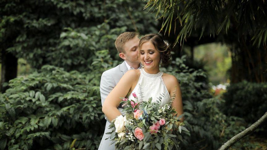 A tender moment - Spencer Wadlington Wedding Video