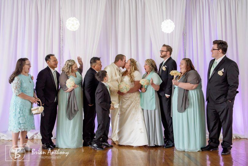 Coble wedding!