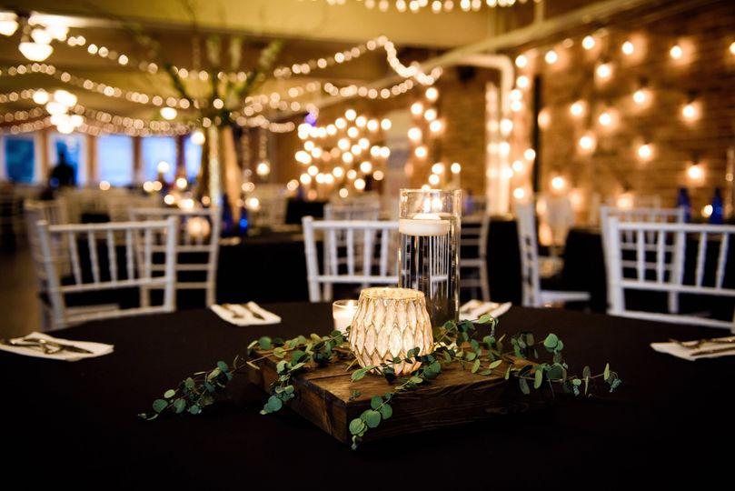 Beautiful reception area