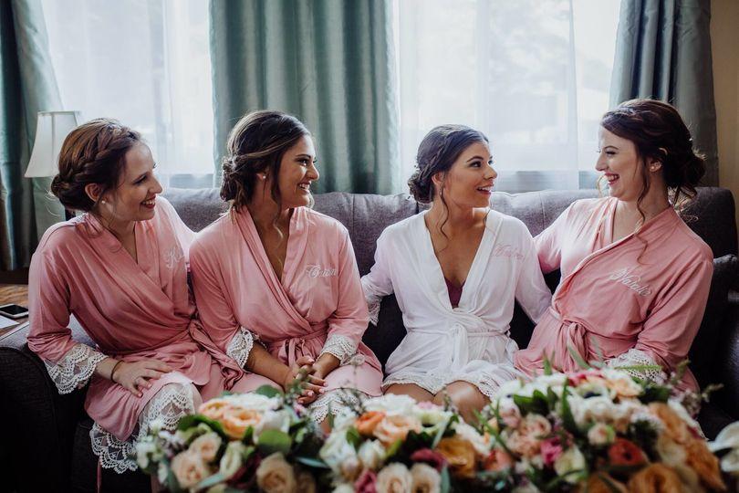 Bridal Beauty by Salon Sapphire