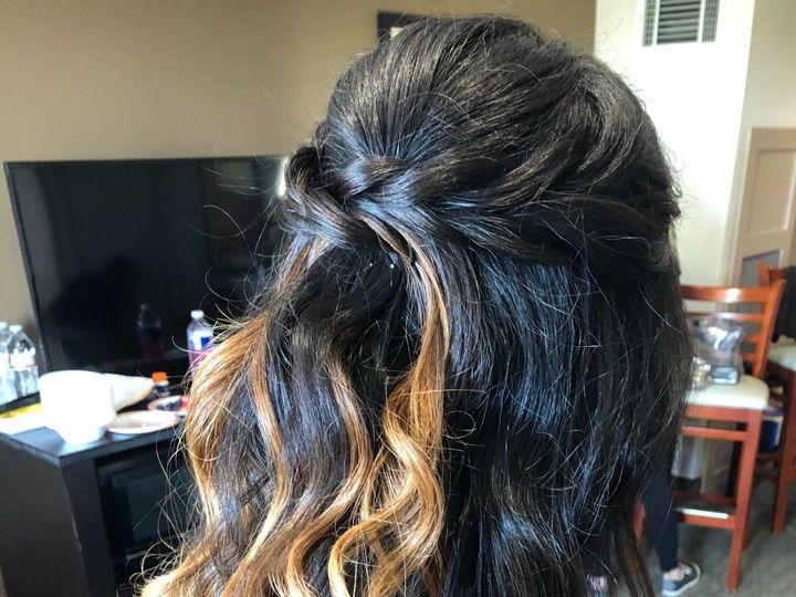 Tmx Down Hair 51 1897143 157474491240000 Philadelphia, PA wedding beauty