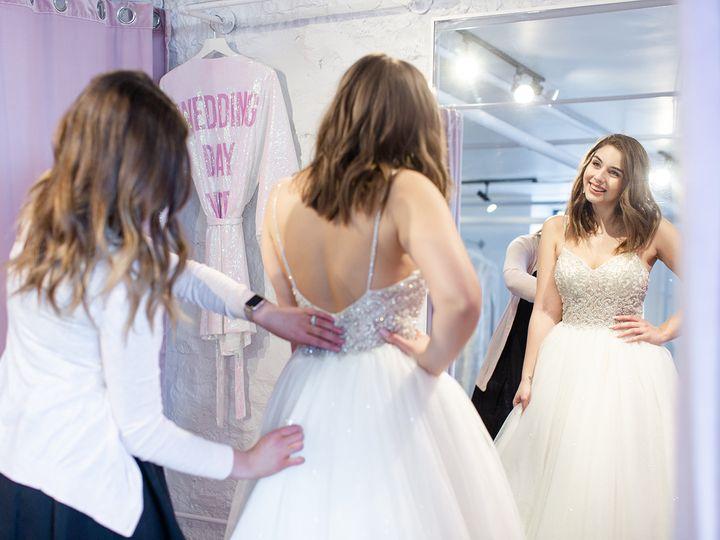 Tmx Savvybridal 19 113 51 438143 Kansas City, MO wedding dress