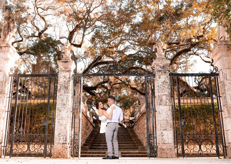 Engagement at Vizcaya