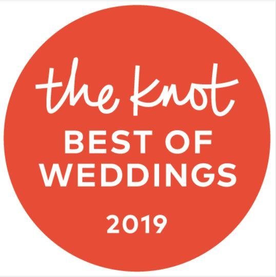 Voted Best of Weddings 2019