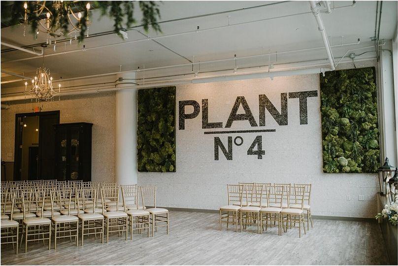 Plant no 4 ceremony