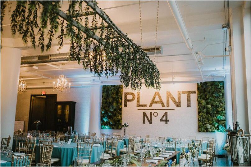 Plant no 4 reception