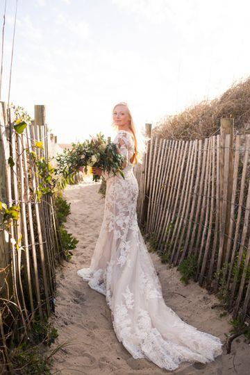 Elopement Wedding on Beach