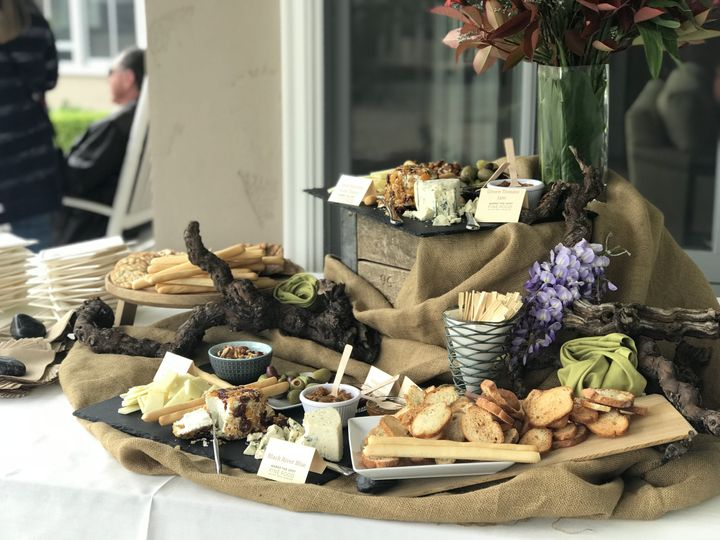 Artisinal Cheese Station